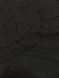 スタイレストの服の生地