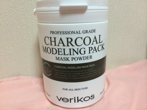 verikosモデリングパックマスクパウダー