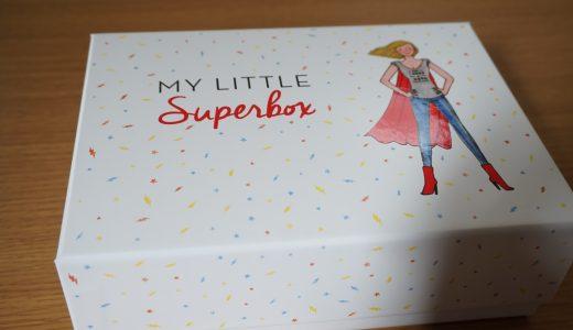 2015年3月のMy Little Boxが届きました。今月はマイリトルスーパーボックス
