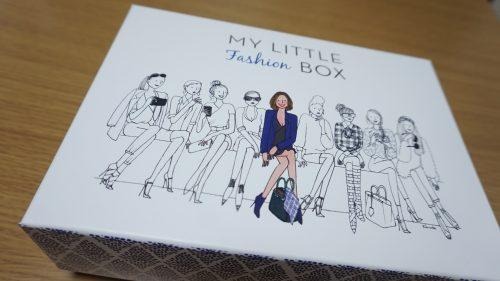 2015年9月のMy Little BOXの箱