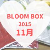 BLOOMBOX(ブルームボックス)2015年11月