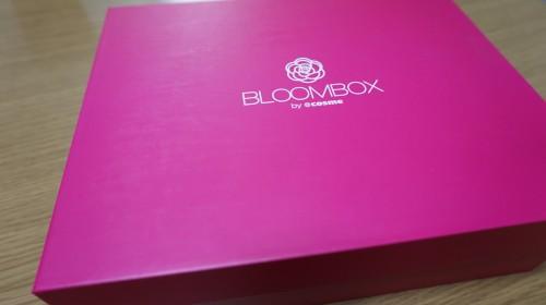 2015年11月のBLOOM BOXの箱