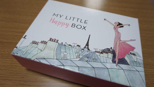 マイリトルボックスの箱