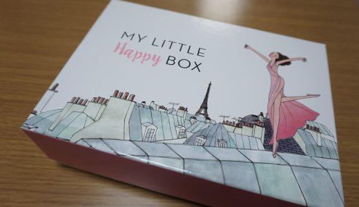 2016年2月のMy Little BoxはランコムとのコラボBOXでした!