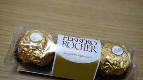 ェレロ ロシェのチョコレート