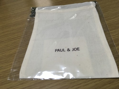 ポールジョーのポーチ