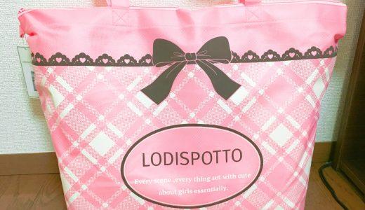【2020情報あり】LODISPOTTOの2017年福袋を購入しました!可愛いアイテムがたっぷり♪