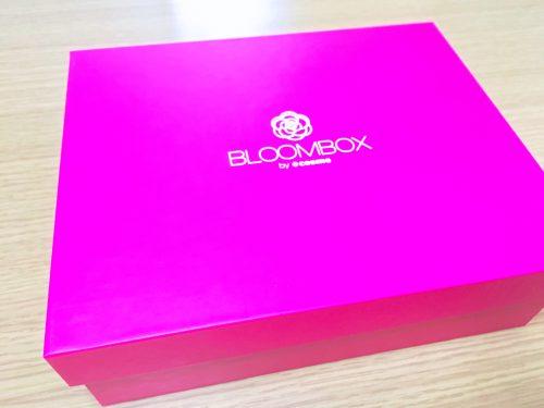 2017年4月のBLOOMBOXの箱