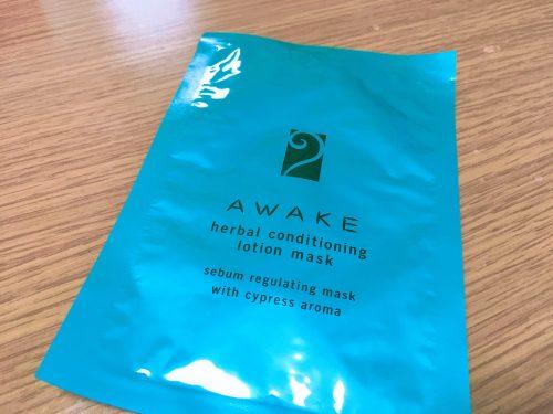 AWAKE ハーバルコンディショニング ローションマスク