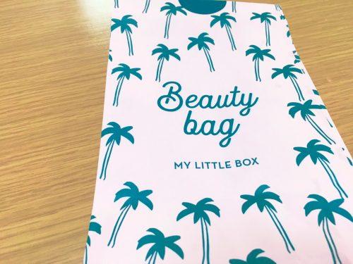 マイリトルボックス紙袋