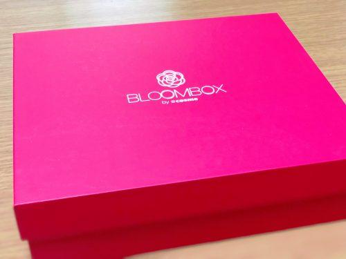 2017年11月のBLOOMBOXの箱