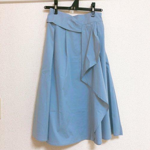 ENNEA フリルデザインスカート