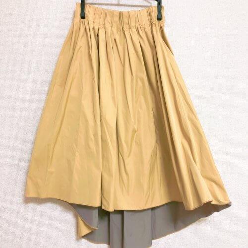 SEMPRE フィッシュテールスカート