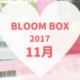 BLOOMBOX(ブルームボックス)2017年11月
