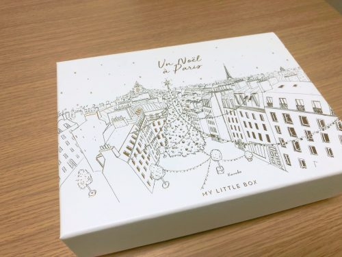 2017年12月のMy Little Box