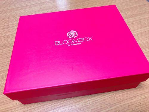2月のBLOOMBOXの箱