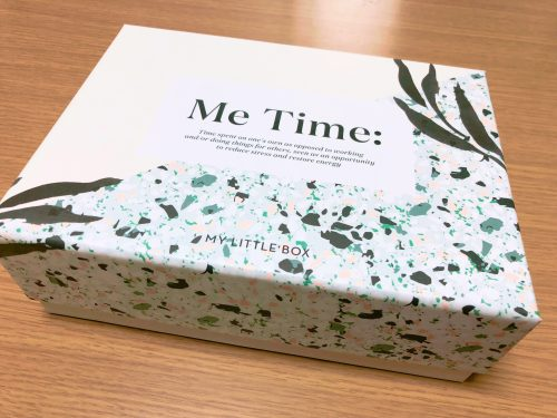 2018年2月のMy Little Box