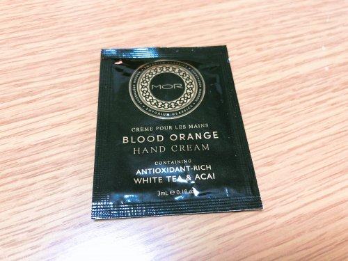 MOR エンポリアムクラシックス ハンドクリーム EPC ブラッドオレンジ