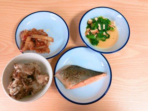 わんまいる焼き魚セット