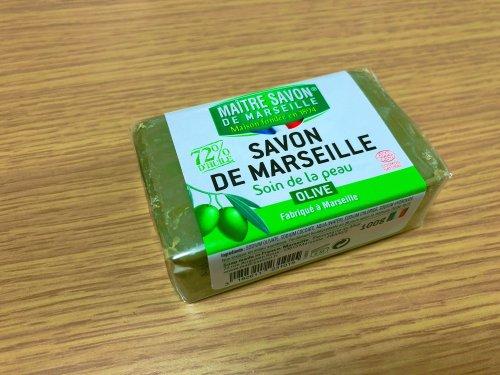 サボン・ド・マルセイユ オリーブ