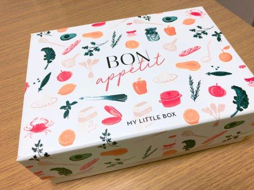 2018年5月のMy Little Boxが届きました。