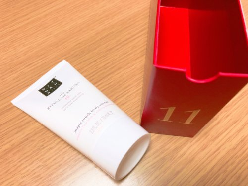 RITUALS THE RITUAL OF SAKURA magic touch body cream 70ml(ボディクリーム)