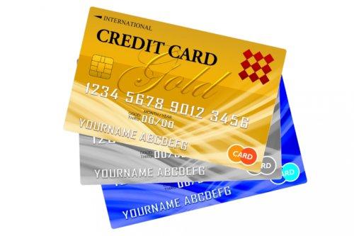 デパートのクレジットカードを作る