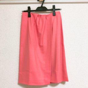 UNITED ARROWS ラップ風スカート