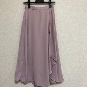 CECILMcBEE スカート風パンツ