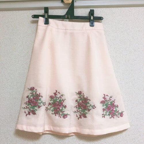 Ank Rouge スカート
