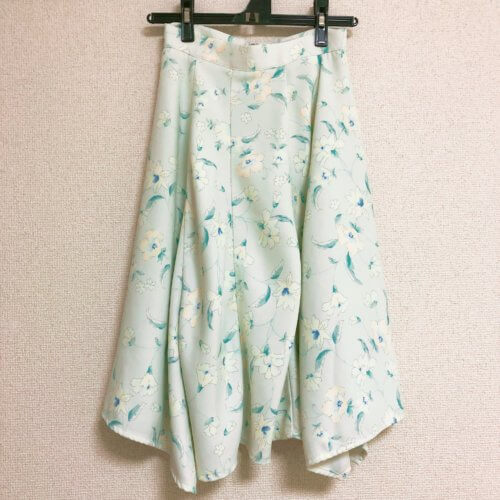 titty&Co. 花柄スカート