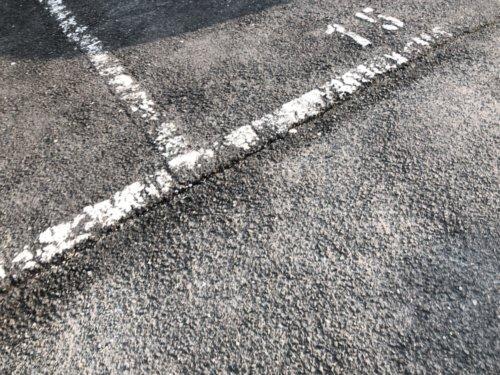 マルコ奈良店の駐車場