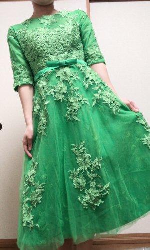 タイドバイのドレス試着