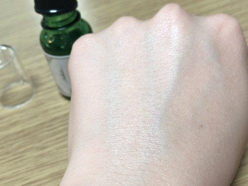 CASEEPO(カシーポ)が馴染んだ肌