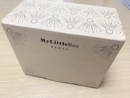 2019年12月のMyLittleBoxが届きました。